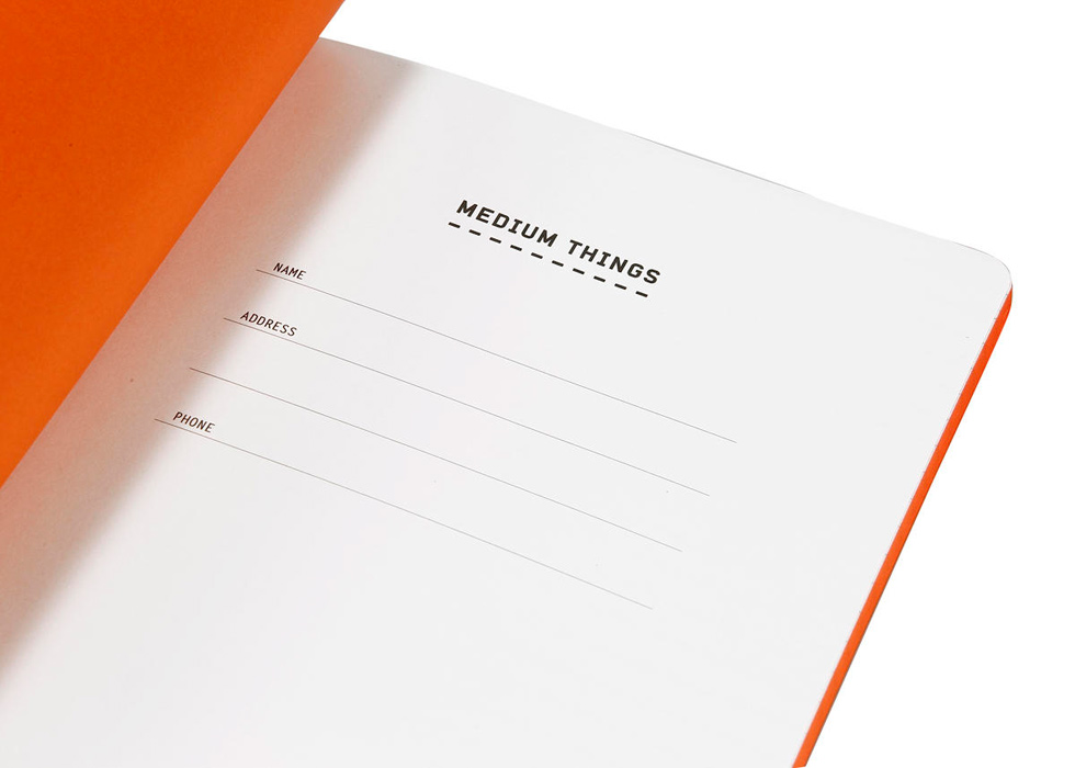 Notes Notepad by Nava Design » A5 » Assorted Colors - Click Image to Close