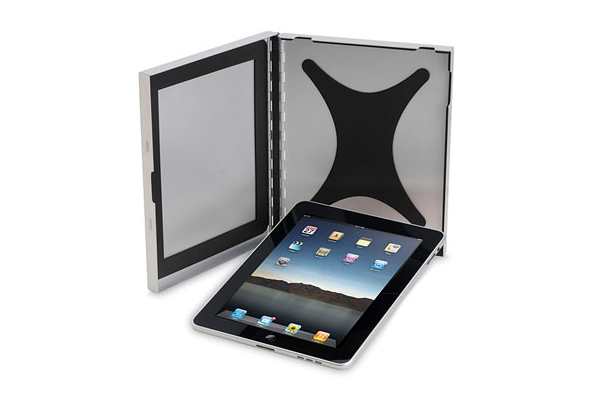 Machina iPad Case by Pina Zangaro » Aluminum - Click Image to Close