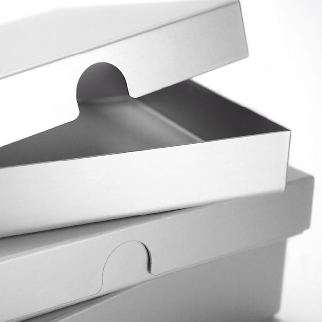 Machina Clamshell Presentation Box 1-inch by Pina Zangaro � 4x6 � Aluminum - Click Image to Close