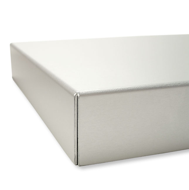 Machina Presentation Box 1-inch by Pina Zangaro � 11x14 (legal plus) � Aluminum - Click Image to Close
