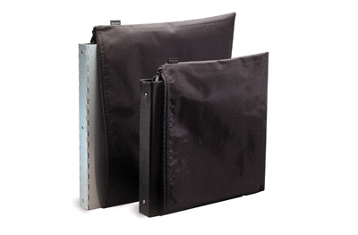 Presentation Jacket M Portfolio Shell by Pina Zangaro » fits 11x14 Portfolios Landscape » Black - Click Image to Close