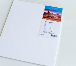 Moab Lasal Photo Matte Paper Portfolio Refill by Case Envy » 11x14 Landscape » Bright White