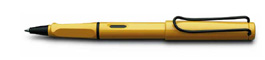 Safari Rollerball Pen by Lamy » Yellow
