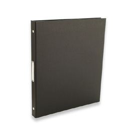 "Bex 3-Ring Binder by Pina Zangaro � .5"" (letter) Portrait � Black"