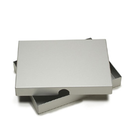 Machina Presentation Box 1-inch by Pina Zangaro � 5x7 � Aluminum