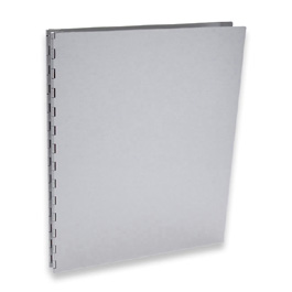 Machina Screwpost Portfolio Cover by Pina Zangaro � 11x14 Portrait � Aluminum