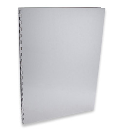 Machina Screwpost Portfolio Cover by Pina Zangaro � 13x19 Portrait � Aluminum
