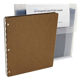 Tera Portfolio Kit by Pina Zangaro » 11x14 Portrait » Natural (Brown)