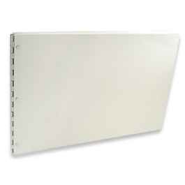 Vista Screwpost Portfolio Cover by Pina Zangaro » A3 Landscape » Snow (white)