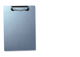 Clipboard Pad Holder by Saunders USA » 9x12 (letter) » Aluminum