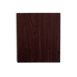 Handmade Wood Look Screwpost Portfolio Cover by Shrapnel Design » 11x14 Portrait » Walnut
