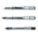 Vista Mechanical Pencil by Lamy » 0.5 mm » Clear