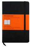 Notebook Ruled by Moleskine » Large » Black