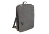 Bellows Backpack by Nava Design � Dark Grey