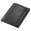 Leather One Year of White Pages by Nava Design » 9cm x 12cm » Black (nero)