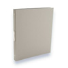 "Bex 3-Ring Binder by Pina Zangaro » .5"" (letter) Portrait » Gray"