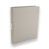 "Bex 3-Ring Binder by Pina Zangaro � 1"" (letter) Portrait � Gray"