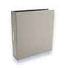 "Bex 3-Ring Binder by Pina Zangaro » 2"" (letter) Portrait » Gray"