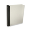 "Vista 3-Ring Binder by Pina Zangaro » 1"" (letter) Portrait » Translucent"