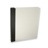 "Vista 3-Ring Binder by Pina Zangaro » .5"" (letter) Portrait » Translucent"