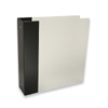 "Vista 3-Ring Binder by Pina Zangaro » 2"" (letter) Portrait » Translucent"