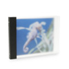 "Vista 3-Ring Binder by Pina Zangaro » .5"" (letter) Landscape » Translucent"