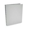 Machina Screwpost Portfolio Cover by Pina Zangaro » 8.5x11 Portrait » Aluminum