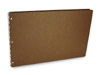 Tera Screwpost Portfolio by Pina Zangaro » 11x14 Landscape » Natural (Brown)