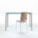 Alexa Stackable Chair by Rexite » White Seat and Back (White Frame and Arms)