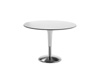 Zanziplano Round Table by Rexite » White Top (White Cone)