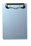 Clipboard Pad Holder by Saunders USA » 6x9 (half-sheet) » Aluminum